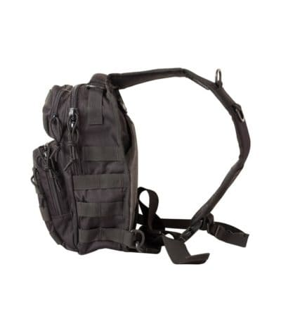 KOMBAT Mini Molle Recon Shoulder 10L Black