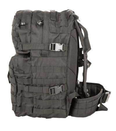 KOMBAT Medium Assault Pack 40L Black - side