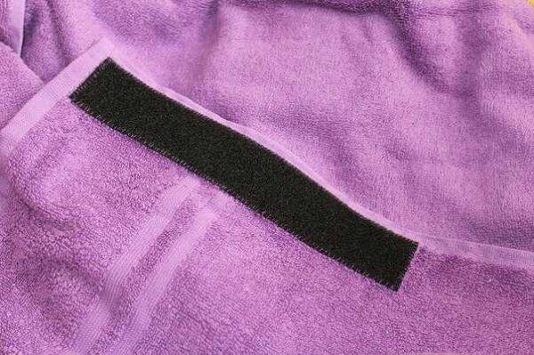 מגבת מיקרופייבר עם סקוץ - Hagor