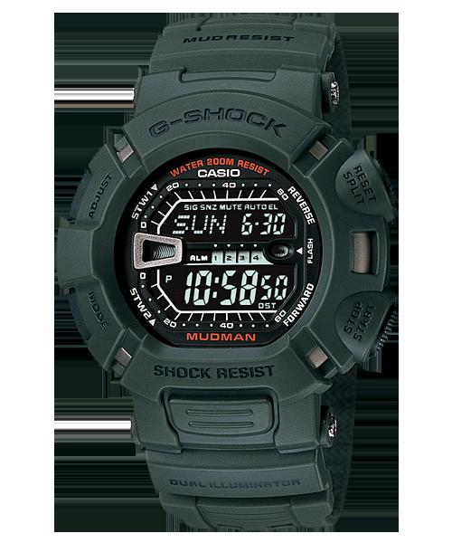שעון Casio Mudman G-9000-3V