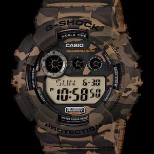 שעון Casio G-Shock GD-120CM-5