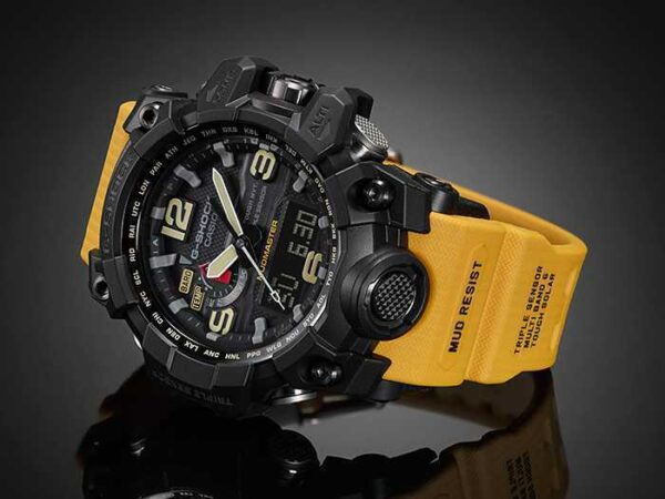 Casio-Mudmaster-1000-1A9-side