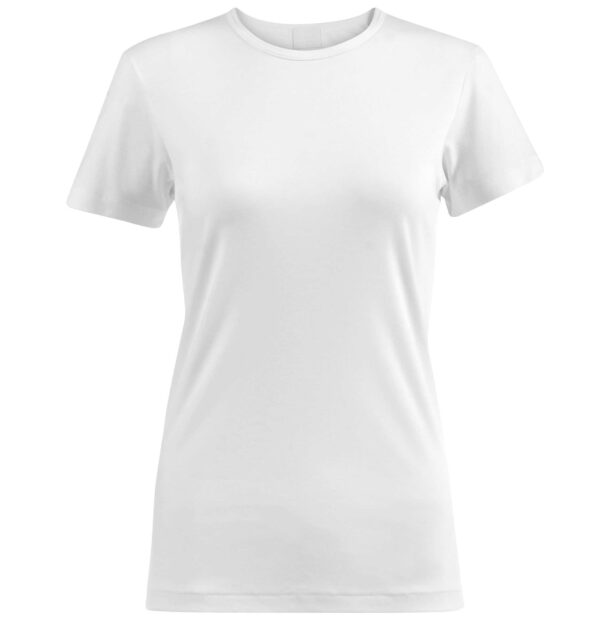 "White T-Shirt for ""Madei Alef"" Uniform – Women"