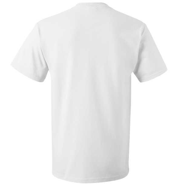 "White T-Shirt for ""Madei Alef"" Uniform-1"