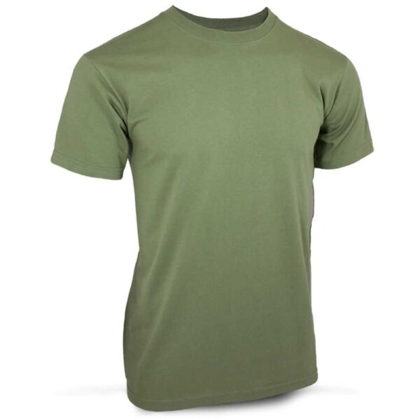 "Olive T-Shirt for ""Madei Bet"" Uniform – Women"