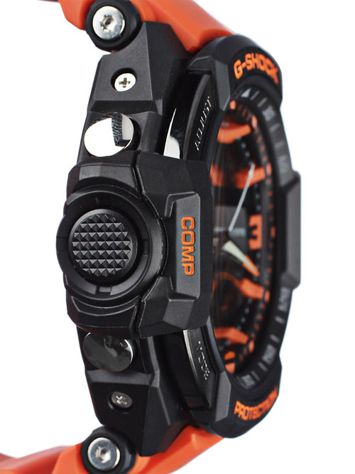 שעון Casio GravityMaster GA-1000