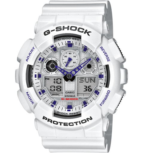 Casio G-Shock GA-100-1A2-2