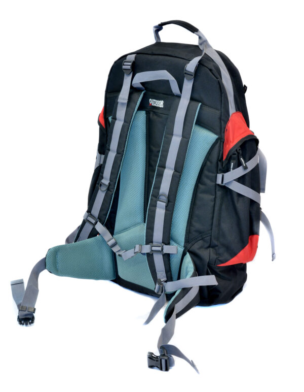 Backpack Outdoor Tracker 80L-2