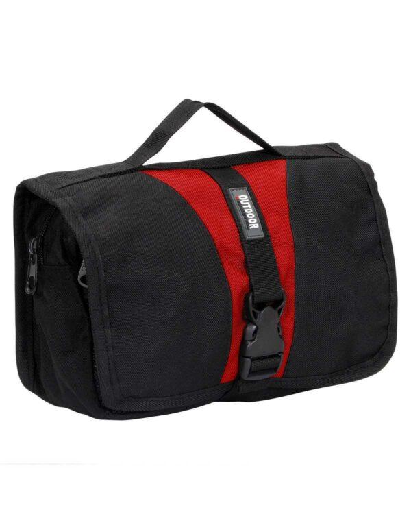 Shower Bag Outdoor Red