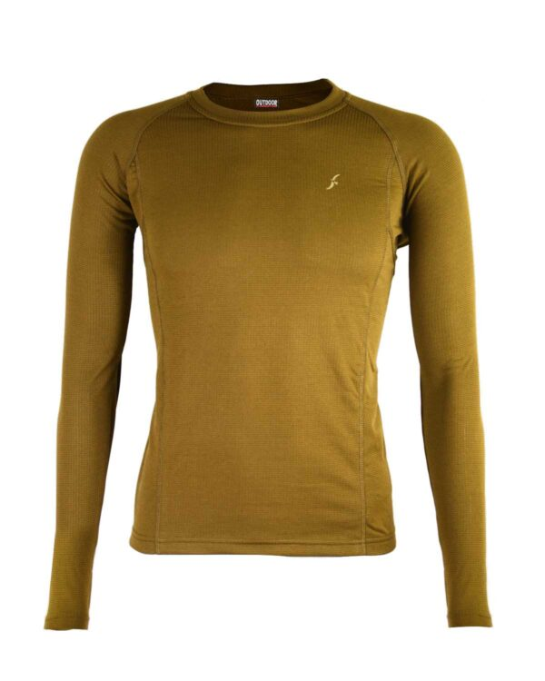 Thermal shirt – Outdoor Xwarm-olive