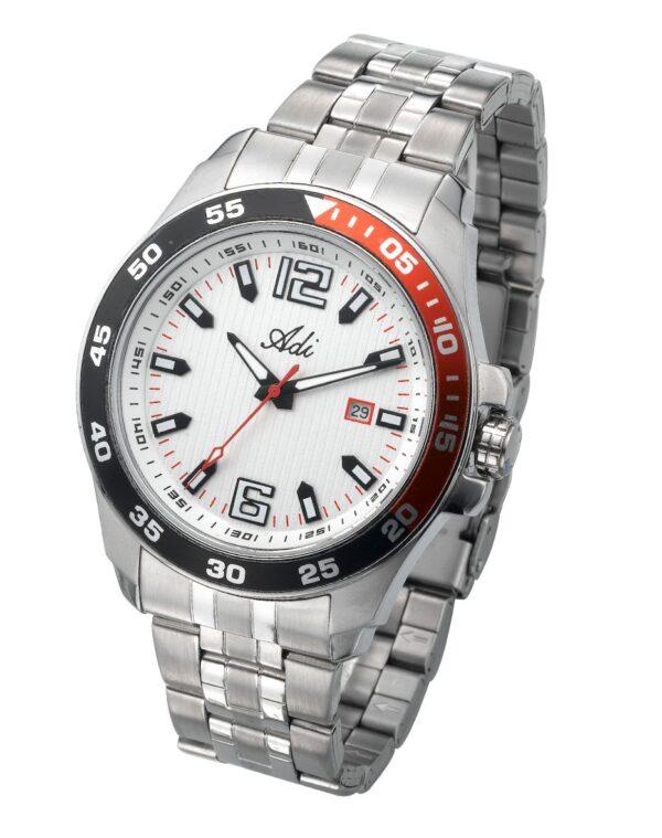 שעון לגבר בעיצוב ספורטיבי עם תאריכון – ADI