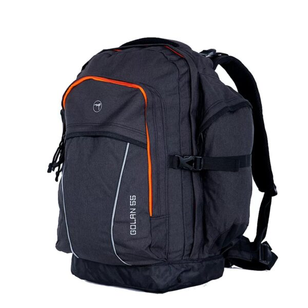 Backpack Golan 55L Black