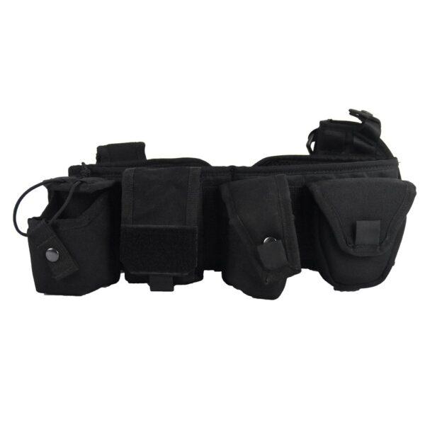 חגורה טקטית עם פאוצים - Tarantula Gear