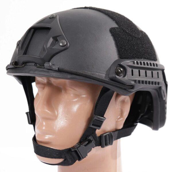 Fast Ballistic Helmet
