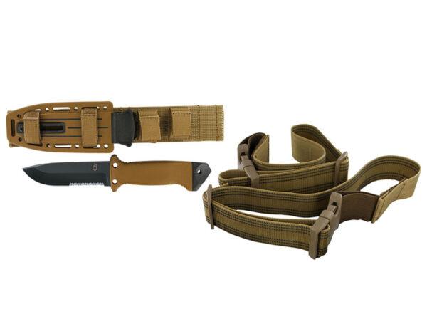 סכין Gerber - LMF II Infantry