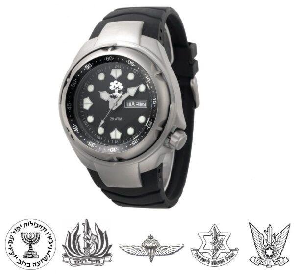 IDF Dive Watch-golani