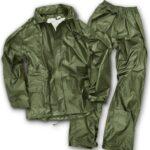 IDF Rain Suit – Coat and Trousers
