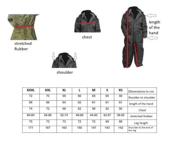 IDF Hermonit Coverall Snowsuit-2