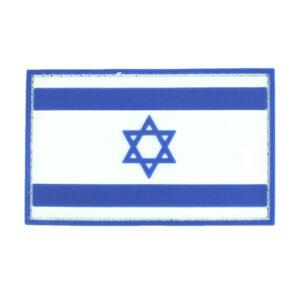 פאץ' דגל ישראל - PVC