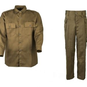 Israeli Army Uniform – Shirt + Pants