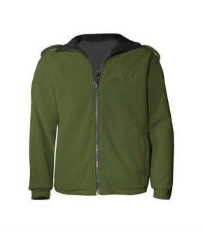 IDF Double-Sided Fleece Coat