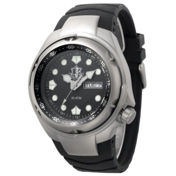 IDF Dive Watch-defence