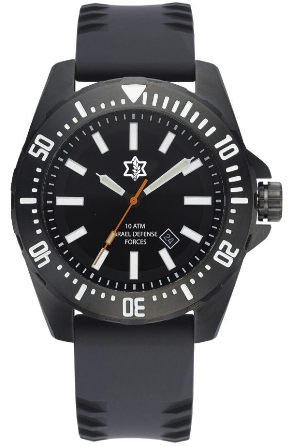 IDF Watch Advanced Field Operator – Black