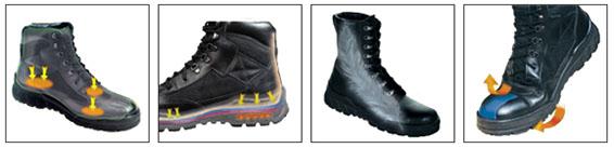 IDF Commando Military Boots-2