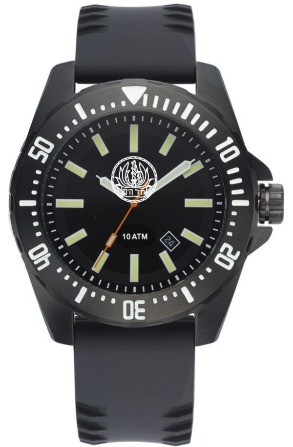 IDF Watch Advanced Field Operator – Black-navy
