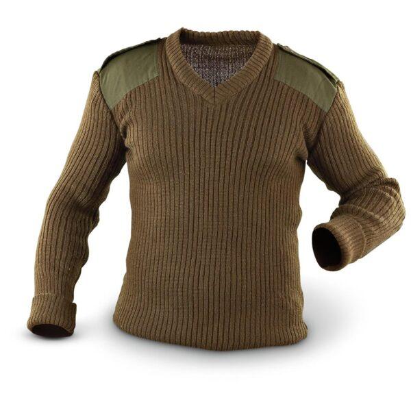 סוודר צבאי לחיילים