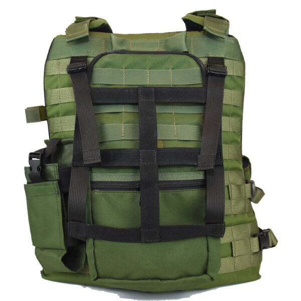 Tactical KERAMON MOLLE Vest IDF Military – Full Package-1