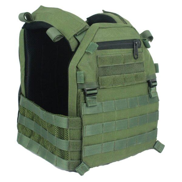 IDF mk-1 tactical vest green