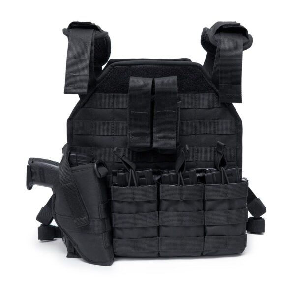 Venum Tactical Lightweight Plate Carrier Vest – FULL PACKAGE