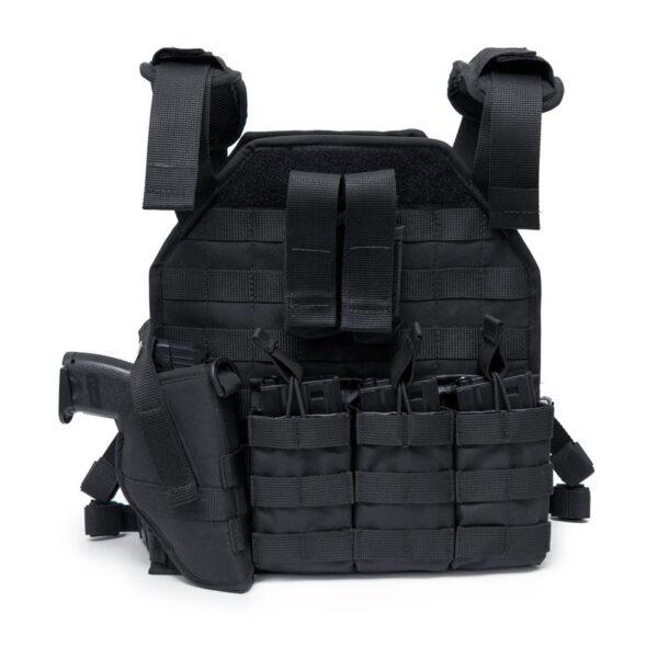 Venum Tactical Lightweight Plate Carrier Vest – FULL PACKAGE