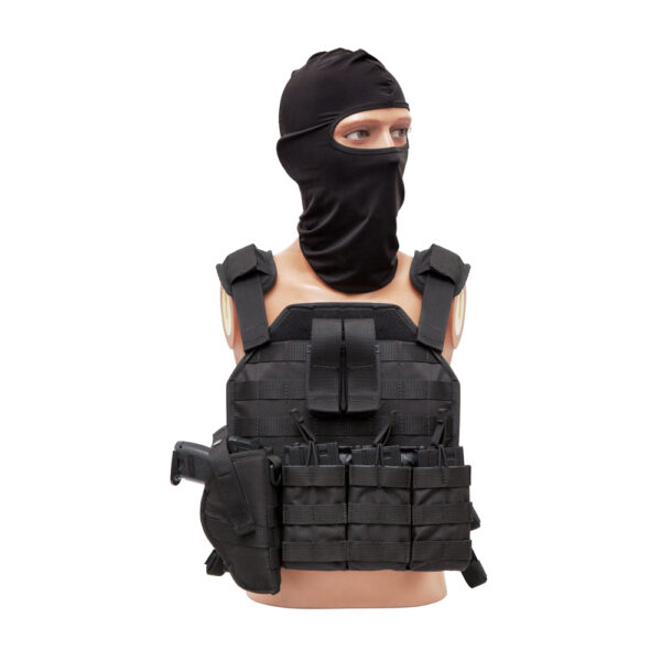 Venum Tactical Lightweight Plate Carrier Vest – FULL PACKAGE-2