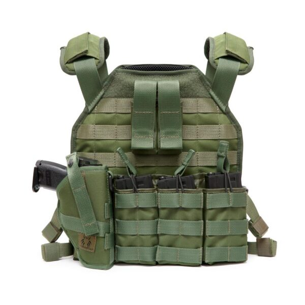 Venum Tactical Lightweight Plate Carrier Vest – FULL PACKAGE-1