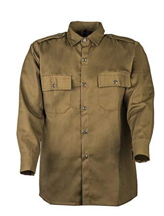 מדים צבאיים מכנס וחולצה – מדי ב