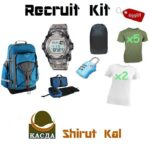 Recruit Kit – Women