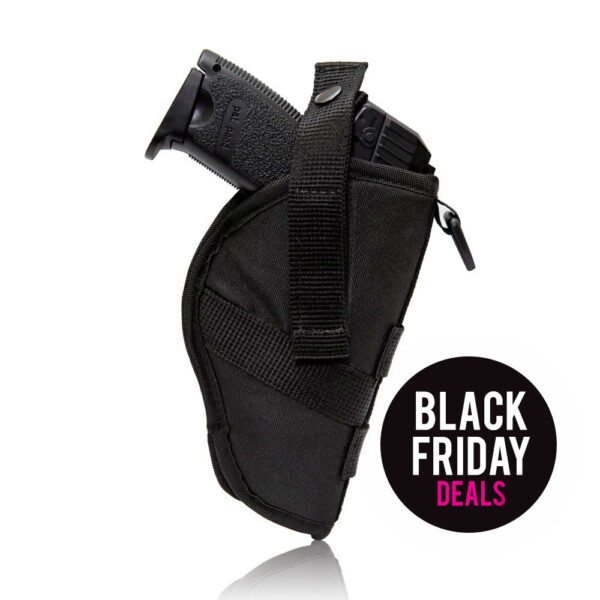 Tactical MOLLE Universal Holster