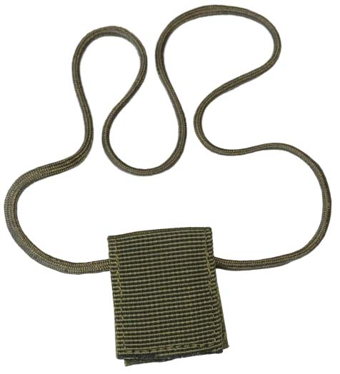 IDF Dog Tag Cover Olive