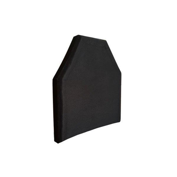 Облегченная бронепластина для бронежилета 3+