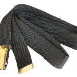 IDF Officer Belt — Black