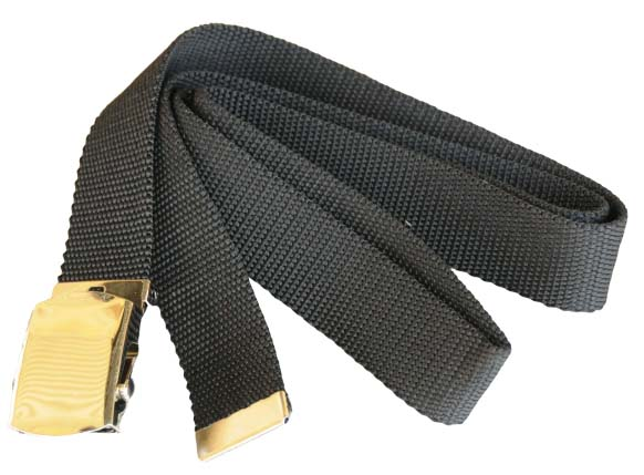 IDF Officer Belt - Black
