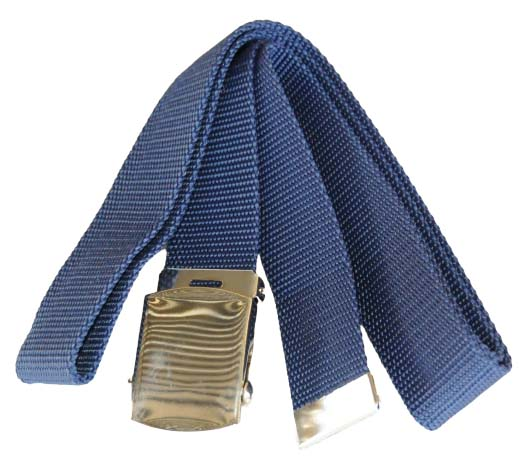 IDF Officer Belt - Blue