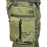 Commander Tactical Thigh Rig Green