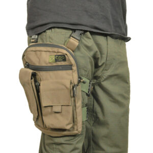 Commander Tactical Thigh Rig Tan