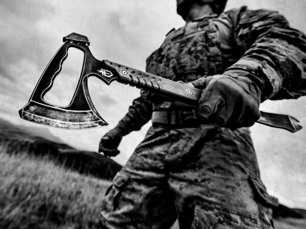 GERBER Tactical Downrange Tomahawk