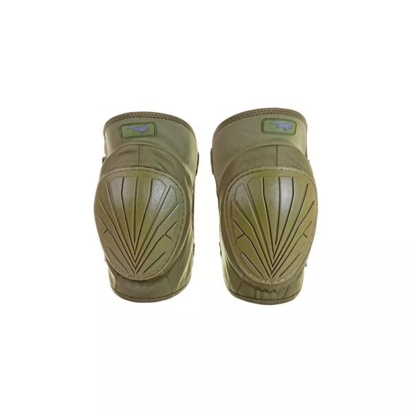 IDF Tactical Knee Pads Hagor Olive Green