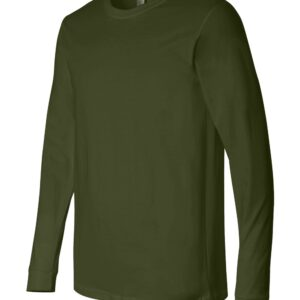 "Olive T-Shirt for ""Madei Bet"" Uniform – Long Slave"