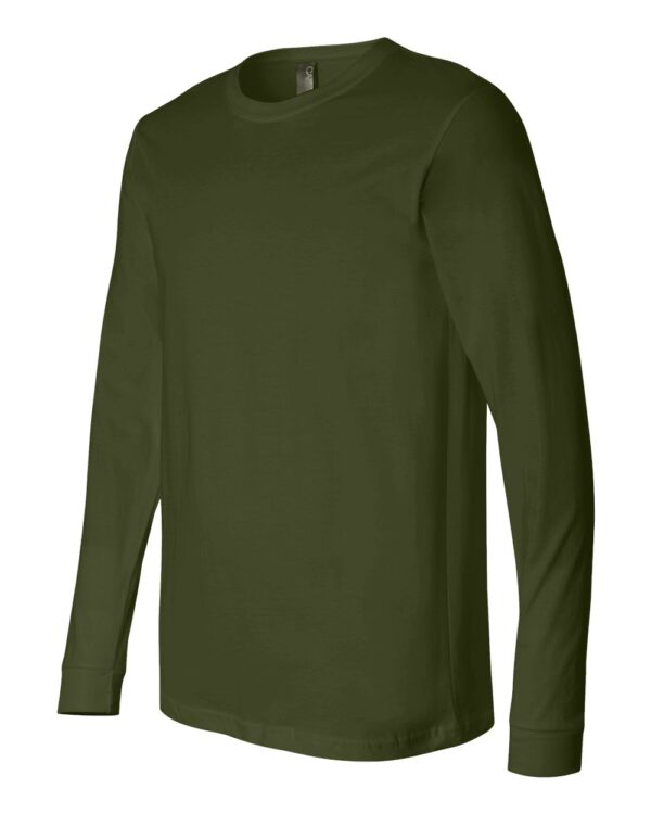 """Olive T-Shirt for """"Madei Bet"""" Uniform - Long Sleeve"""